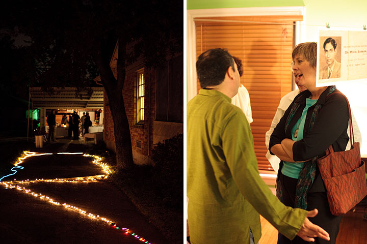Sehba Sarwar Honoring Dissent