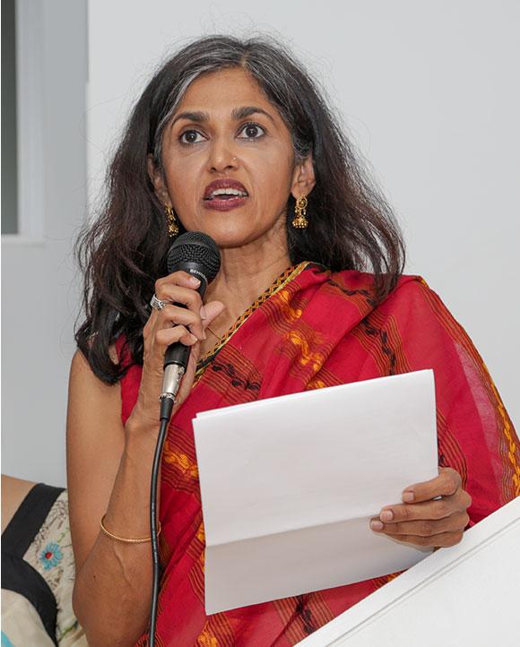 Sehba Sarwar Artistic Director